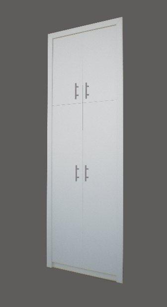 Ante per armadio a muro tutte le offerte cascare a fagiolo - Porte per armadio a muro ...